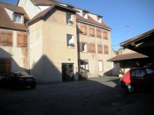Chatenois F4 avec parking - {image:title}
