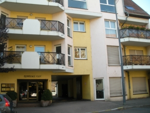 Appartement 2 pièces Résidence le Foch, proche du centre - {image:title}