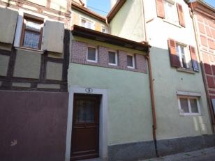 Maison de ville Sélestat centre SOUS COMPROMIS - {image:title}